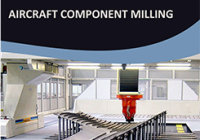 AIRCRAFT COMPONENT MILLING